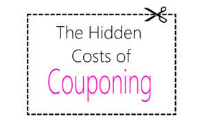 Hidden Costs of Couponing