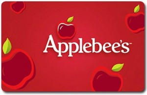 applebees 1 300x194 We are giving away a $100 Applebees Gift Card for Valentines Day!