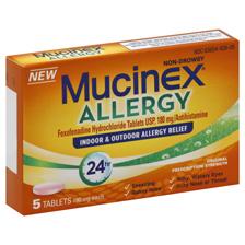 CVS Sneak Peek: FREE Mucinex Allergy & 7Up Ten Plus Grab Cheap Speed Stick Gear, Tresemme, Mitchum Deodorant And More