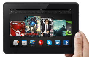 Kindle Fire HD Up To $40 Off Shipped