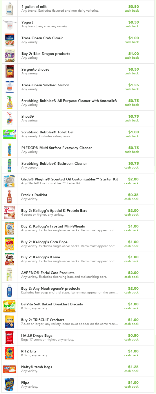 Checkout 51 March 6 2014 NEW Checkout 51 Offers: Milk, Yogurt, Cheese, and MORE!