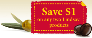 Lindsay olive coupon $.49 Lindsay Olives at Walgreens!