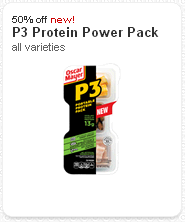 FREE Oscar Mayer P3 Protein Packs at Target! ($.25 at Walmart)