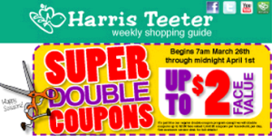 Super Double Coupons