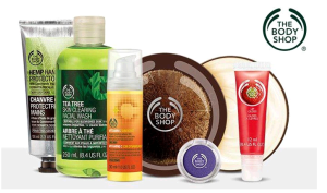 $15 for $30 Voucher For The Body Shop!