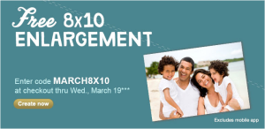 free 8x10 300x146 Last Day for FREE Walgreens 8x10!