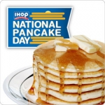 FREE Pancakes Today!