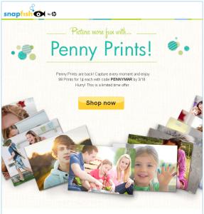 penny prints
