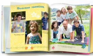 photo book 300x179 FREE 8x8 Photo Book For All Shutterfly Customers! ($7.99 Shipping)