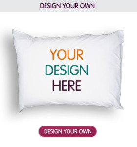 Custom Pillowcase 280x300 Custom Pillow Case   $4.99 + Shipping!