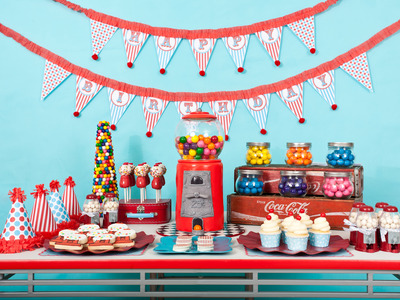 fun activities with leftover birthday party decorations common