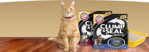 Arm & Hammer Clump & Seal Litter Just $6.49 After Coupon and Gift Card Offer!