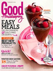 good house Good Housekeeping Magazine   $4.99/Year! (Today ONLY)