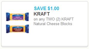 kraft cheese block Q