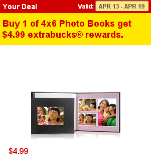photo book free cvs