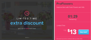 proflowers discount