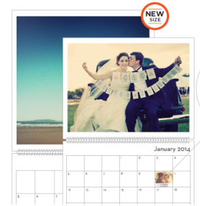 shutterfly calendar 290x300 50% Off Custom Photo Calendars!