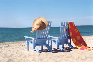summer vacation beach 300x200 6 Tips for Saving Money on a Summer Vacation