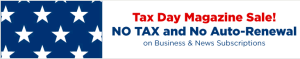 tax day mag sale