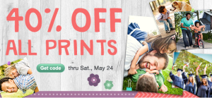 40% Off Photo Prints With Code PRINTALL40