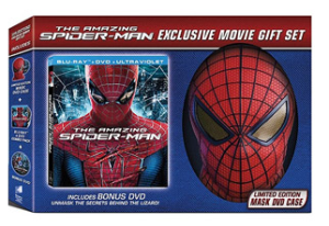 The Amazing Spiderman Movie + Mask Just $9.96! (Reg $38.99)