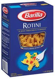 Barilla Blue Box Pasta