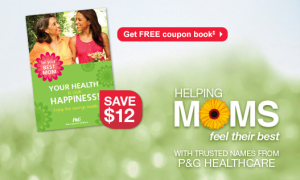 CVS PG Coupon Book