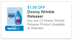 Downy Wrinkle Releaser Coupon