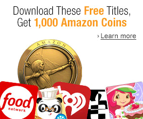 Free Coins to Amazon Appstore