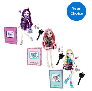 Two Monster High Dolls – $20 With FREE Store Pickup!