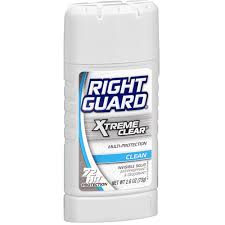 Right Guard Extreme Clear