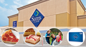 Sams CLub Zulily