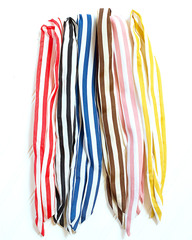 Striped Wire Head Wrap