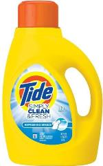 Tide Simply Clean and Fresh Detergent