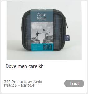 Toluna Dove Men Care