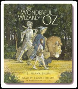 Wizard of Oz Audiobook