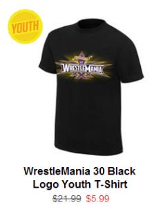 Wrestlemania Tee