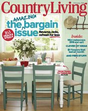 country living1 Country Living Magazine Just $5.99 Per Year!
