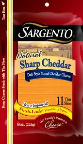sargento cheese slices