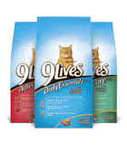 3 New 9 Lives Coupons | Save $3!