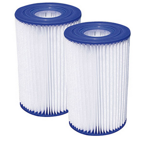 A or C pool filters