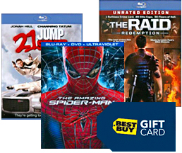 Best Buy Gift Card Offer