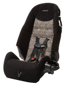 *WOW* Cosco High Back Booster Car Seat Just $35!