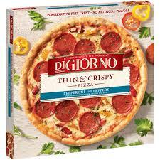 DiGIORNO Thin and Crispy