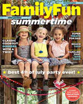 FREE Family Fun magazine Subscription!