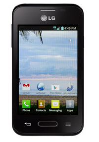Straight Talk LG Optimus Fuel Android Smartphone Just $29.88!