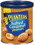 Planters Flavored peanuts