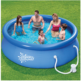 Swimming Pools as Low as $49 at Walmart!