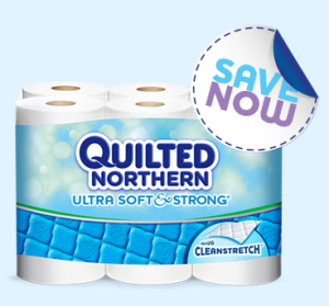 Two Quilted Northern Coupons!