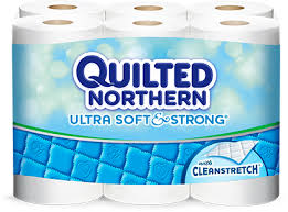 Quilted Northern Ultra Soft and Strong Enter to Win a Years Supply of Quilted Northern Bath Tissue!